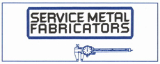 Service Metal Fabricators Logo